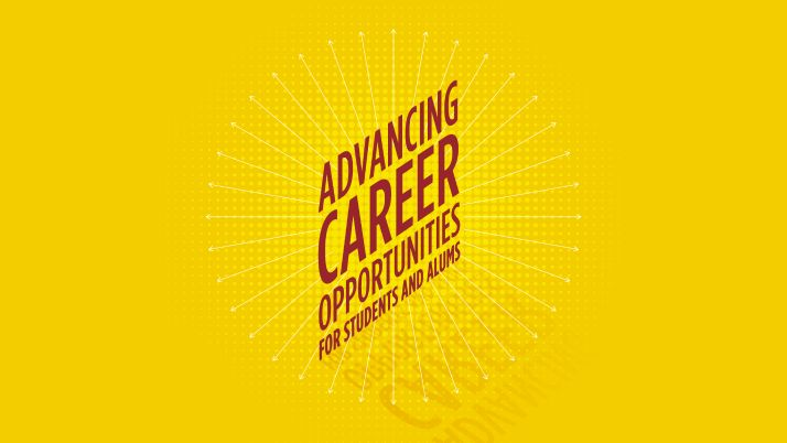 Advancing Career Opportunities for Students and Alums