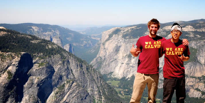 This summer, Jake Anderson and Daniel Joo spent three weeks adventuring in Yosemite National Park