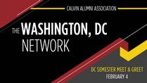 DC Network: Washington D.C. Semester Meet & Greet