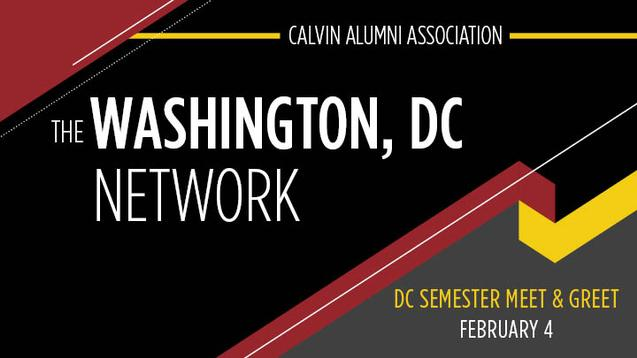 Calvin Alumni Association, The Washington, DC Network, Watch the games with us! February 2 & 3