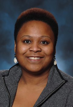 Rhae-Ann Booker, director of pre-college programs