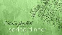 William Spoelhof Society Spring Dinner
