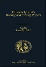 Elizabeth Tyrwhit's Morning and Evening Prayers cover image.
