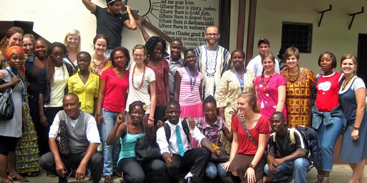 For five years Calvin faculty have been pioneering the first bachelor of social work program in Liberia.
