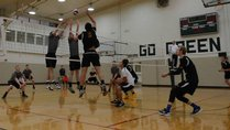 Men's Club Volleyball vs Michigan State