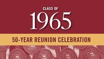 50-year Reunion Worship Service and Medallion Ceremony