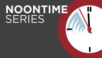 Noontime Lectures: Dr. Scott Westhouse, Murial Zandstra and Dr. Larry Gerbens