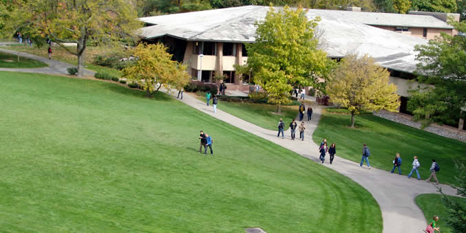 Calvin College ranks near the top of the list in a handful of categories in U.S. News & World Report's 2011 edition of Best Colleges.