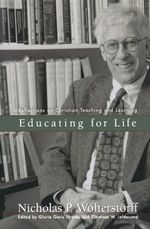 Educating for Life cover image.