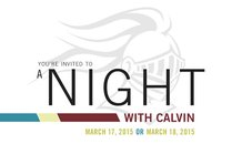 A Night with Calvin: Pasadena