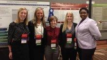 Three Calvin seniors receive awards for their research