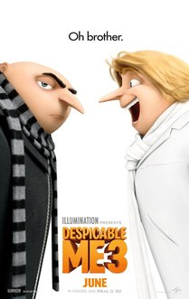 SAO Movie: Despicable Me 3