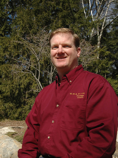 Bob Speelman, supervisor of landscape operations