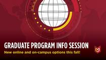 Graduate Program Info Session