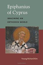 Epiphanius of Cyprus cover image.