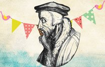 508th Birthday Party for John Calvin!