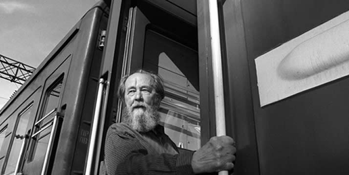 "In 1983, Solzhenitsyn collaborated with Ericson on an abridgment of ""The Gulag Archipelago,"" a partnership that allowed the Calvin professor to stay with the author at his Vermont home. Ericson is currently editing a collection of Solzhenitsyn essays from various sources, which will soon be translated into Russian."