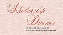 2016 Named Scholarship Dinner