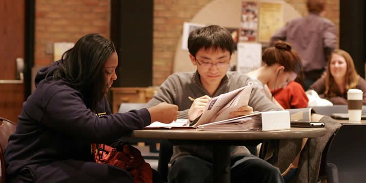 Calvin's ACT prep program familiarizes high school-ers with both the test and the college.