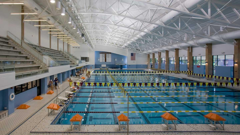 Venema Aquatic Center Places Calvin University