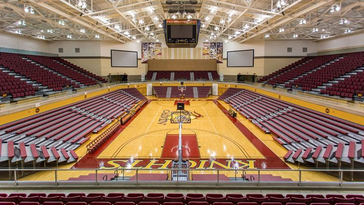 Van Noord Arena Places Calvin University