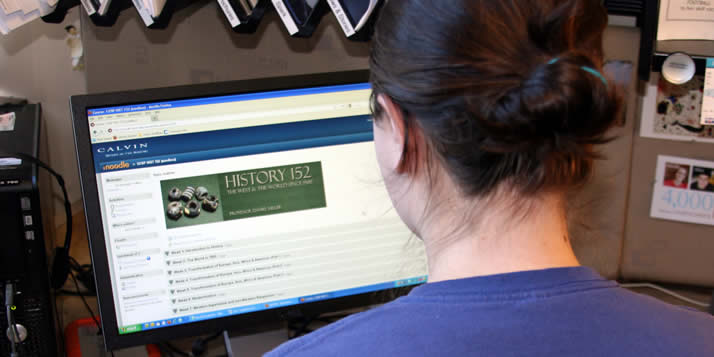 Online classes for high school students - News | Calvin
