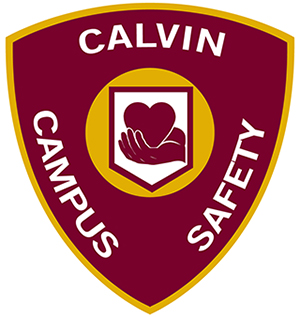 Campus safety shield logo
