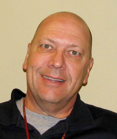 Dave VanHouten, Dispatch Manager