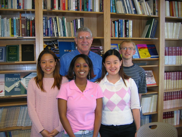 2004-05 Student Fellows