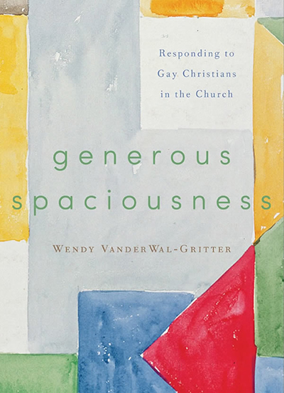 Generous Spaciousness: Responding to Gay Christians in the Church
