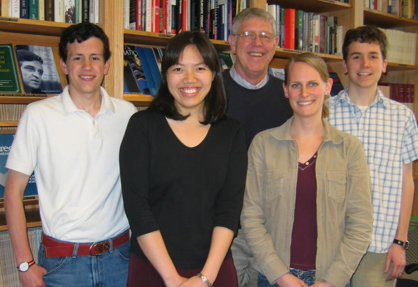 2005-06 Student Fellows