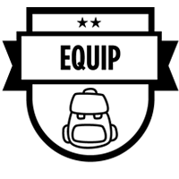 Year 2: Equip badge
