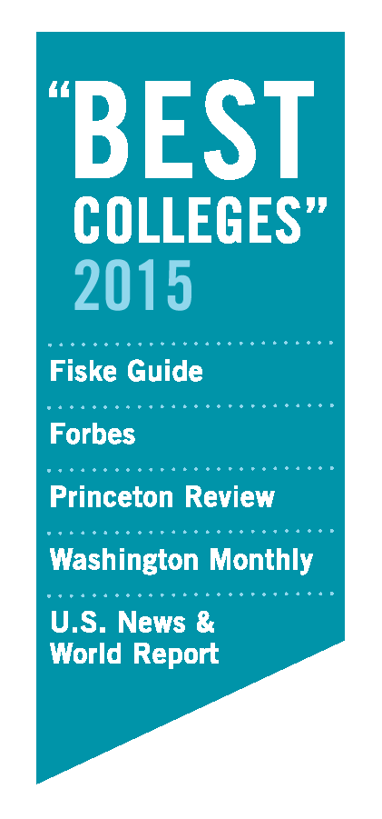 One of the top 5 best colleges in 2015
