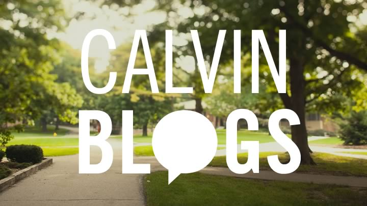 Calvin Blogs