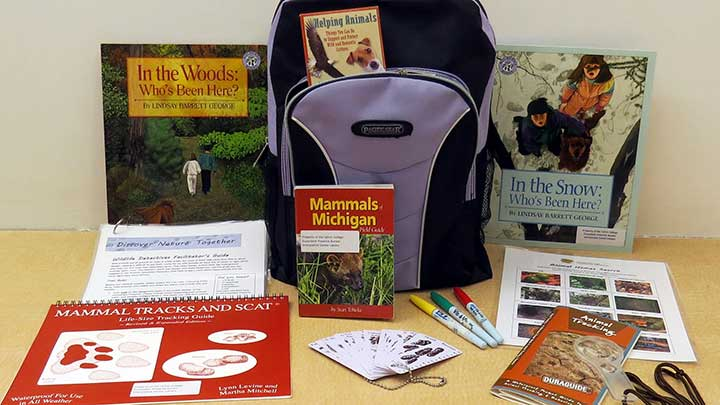Wildlife Detectives Field Pack