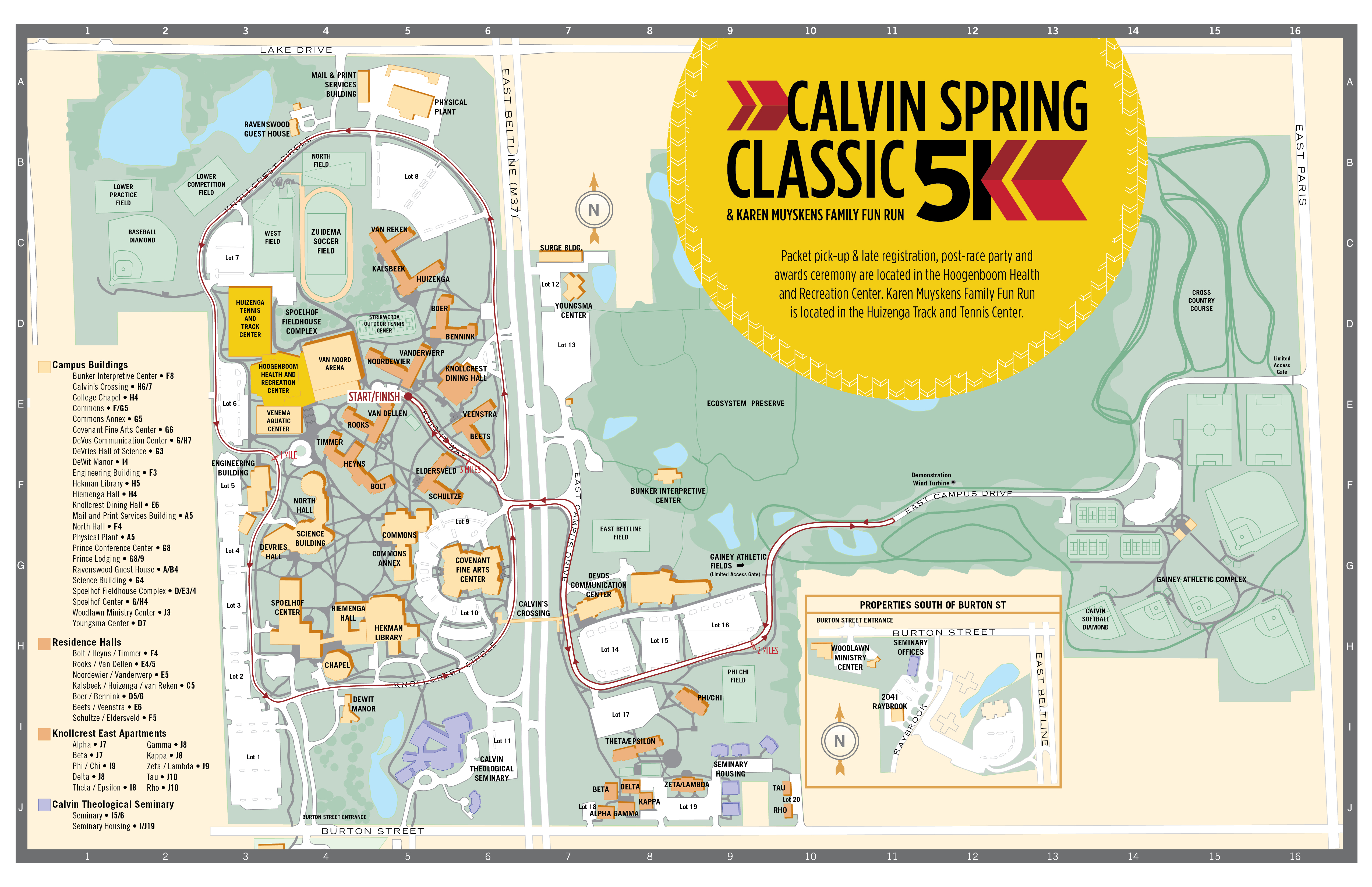 Calvin College 5k Spring Clic - Grand Rapids, MI on rio salado college map, richmond college map, walsh college map, kuyper college map, grace bible college map, trinity international university map, malone college map, western iowa tech community college map, kirtland community college map, jefferson college map, chatham college map, clarkson college map, folsom college map, anderson college map, bacone college map, warren college map, clarion college map, joliet jr college map, mercer college map, college of the atlantic map,