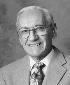 Dr. William Spoelhof, December 8, 1909 – December 3, 2008