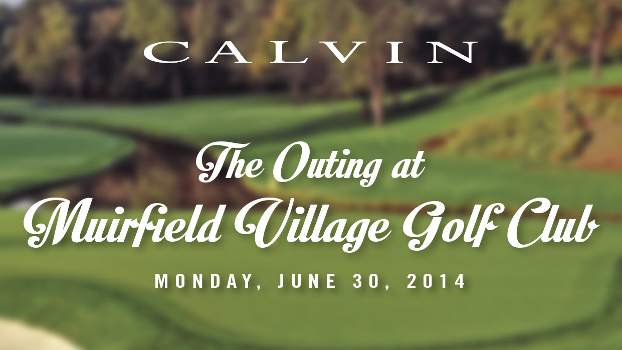 The Outing at Muirfield Village