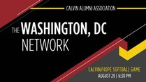 DC Network: Calvin/Hope Rivalry Softball Game