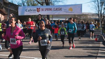 Spring Classic draws a (fast) crowd
