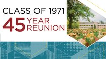 45-Year Reunion: Class of 1971