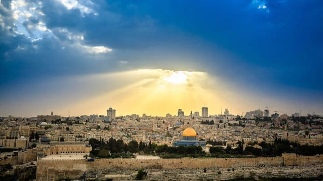 Alumni Travel: Holy Land