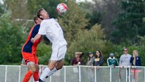 Men's Soccer vs. Olivet