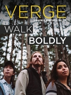 VERGE magazine cover