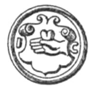 1547 Seal which reminds us more of a card trick.