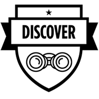 Year 1: Discover Badge